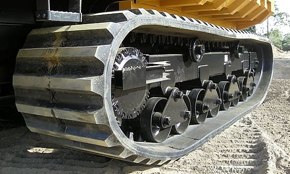 Crawler Tread & Rubber Track