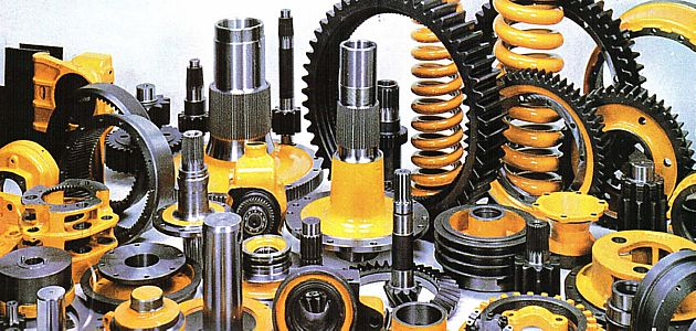 Heavy Equipment Repair Parts