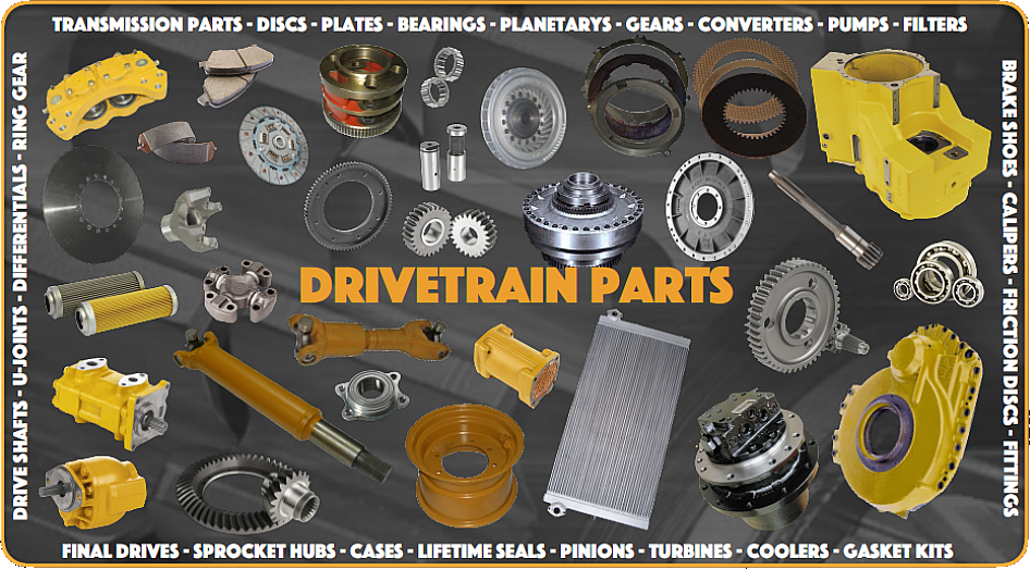 Powertrain Assorted Parts