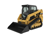 Caterpillar 239D Compact Track Loader