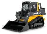 Compact Track Loader (CTL) 323E